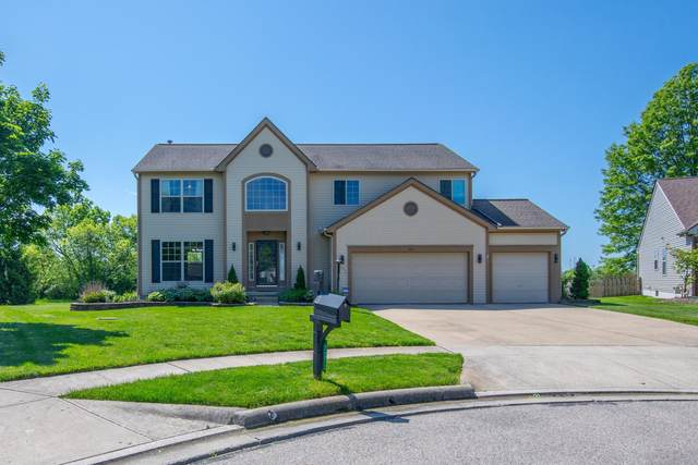 7373 Clancy Way, Westerville, OH 43082 (MLS #220016412) :: Core Ohio Realty Advisors