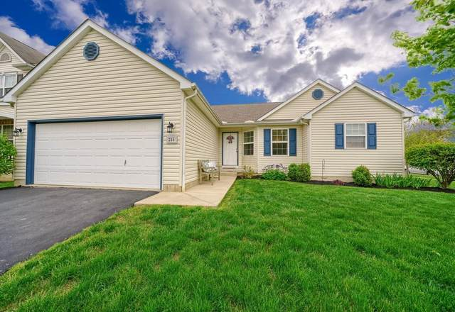 245 Stockard Loop, Delaware, OH 43015 (MLS #220016413) :: Core Ohio Realty Advisors
