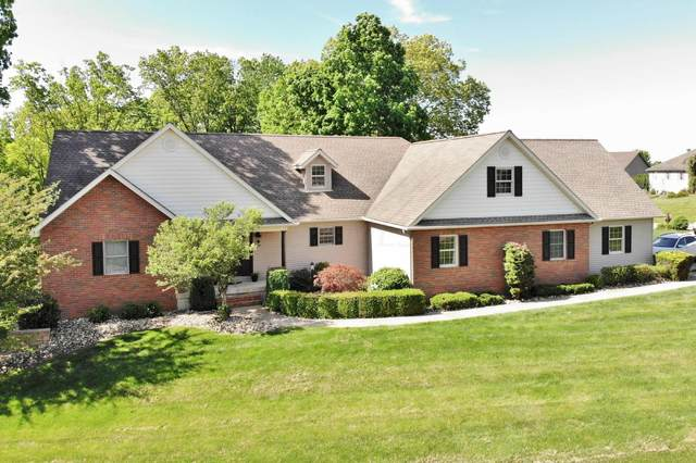 5790 Pine Valley Drive, Zanesville, OH 43701 (MLS #220016429) :: The Holden Agency