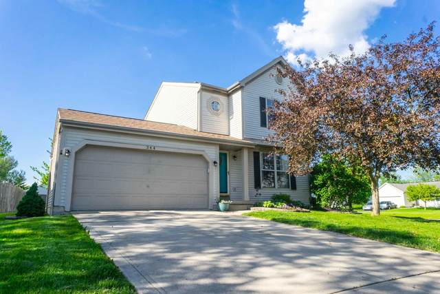 344 Springwood Lane, Marysville, OH 43040 (MLS #220016438) :: Core Ohio Realty Advisors