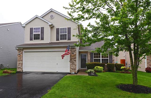 3822 Winding Twig Drive, Canal Winchester, OH 43110 (MLS #220016443) :: RE/MAX Metro Plus