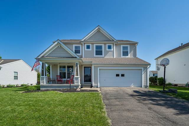 362 W Hunters Drive, Newark, OH 43055 (MLS #220016446) :: RE/MAX Metro Plus
