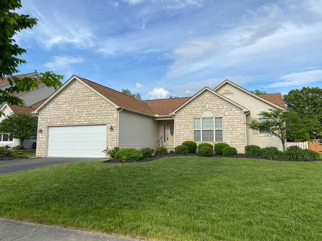 4022 Ponds Edge Street, Grove City, OH 43123 (MLS #220016487) :: Exp Realty