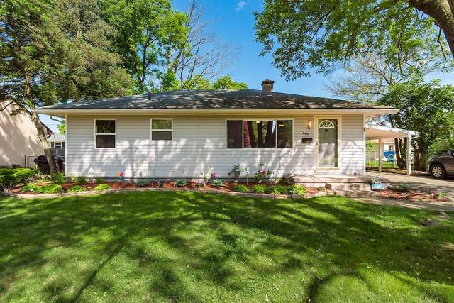 3925 Security Drive, Grove City, OH 43123 (MLS #220016488) :: Exp Realty