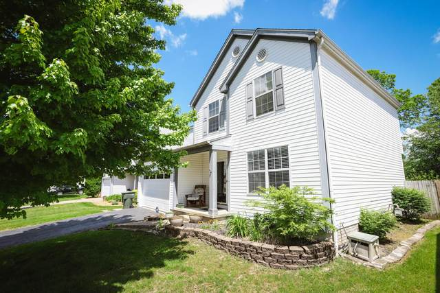 5906 Winshire Lane, Canal Winchester, OH 43110 (MLS #220016493) :: The Raines Group
