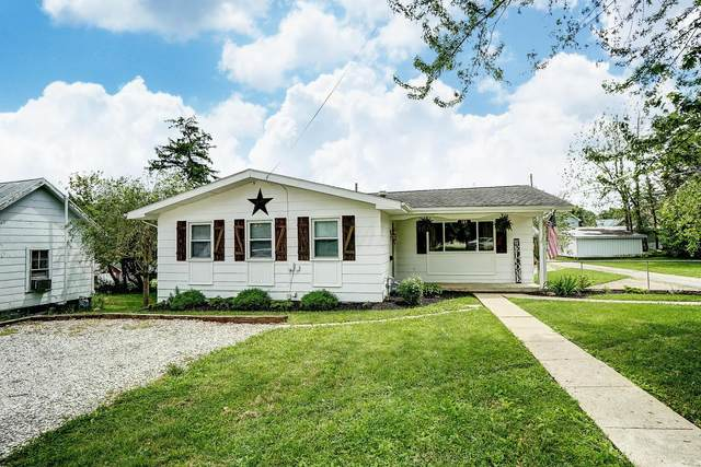 189 E Elm Street, Mount Gilead, OH 43338 (MLS #220016497) :: The Holden Agency