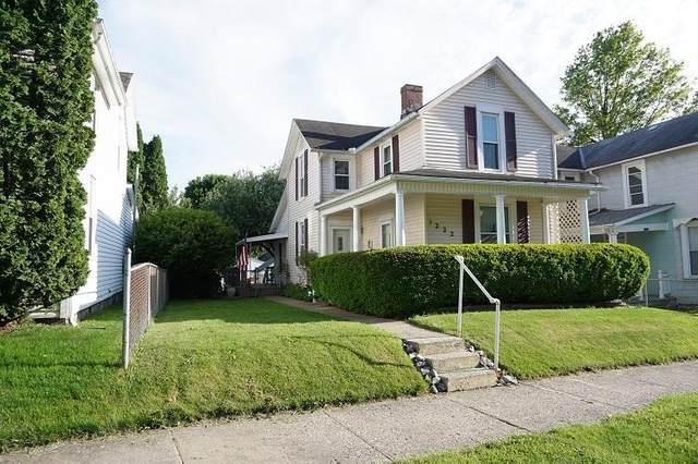 1222 E Chestnut Street, Lancaster, OH 43130 (MLS #220016500) :: Berkshire Hathaway HomeServices Crager Tobin Real Estate