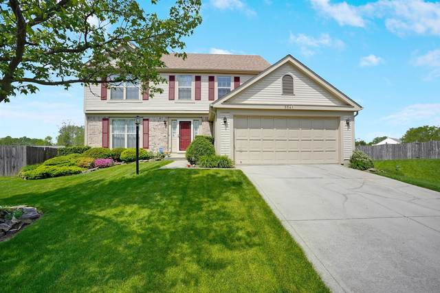 3541 Barker Court, Canal Winchester, OH 43110 (MLS #220016512) :: The Raines Group