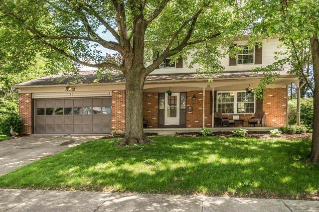 532 Leacrest Place E, Westerville, OH 43081 (MLS #220016522) :: The Clark Group @ ERA Real Solutions Realty