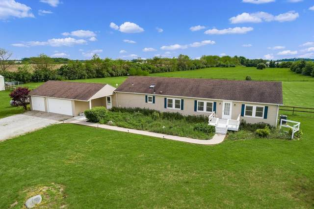 19925 London Road, Circleville, OH 43113 (MLS #220016525) :: The Clark Group @ ERA Real Solutions Realty