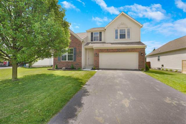 154 Brenden Loop, Delaware, OH 43015 (MLS #220016527) :: Sam Miller Team