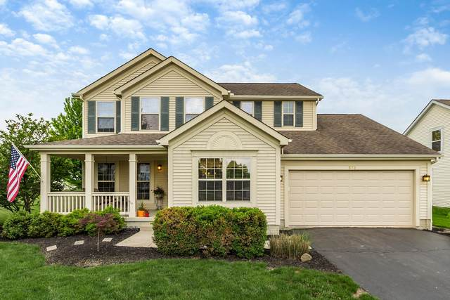 573 Apple Drive, Marysville, OH 43040 (MLS #220016532) :: Signature Real Estate