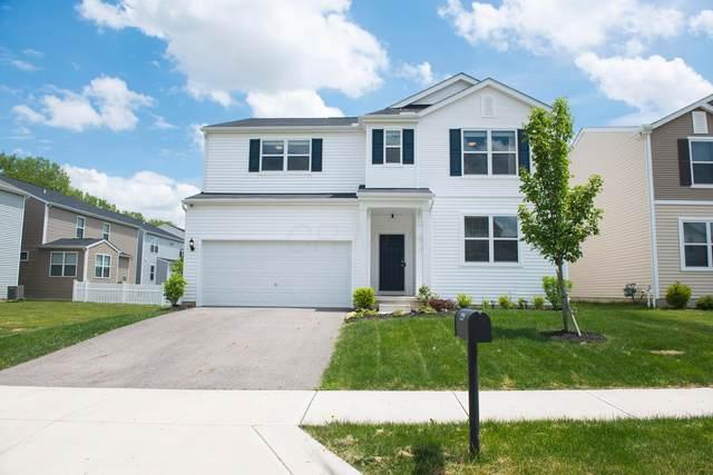 1228 Bohannon Street, Blacklick, OH 43004 (MLS #220016533) :: ERA Real Solutions Realty