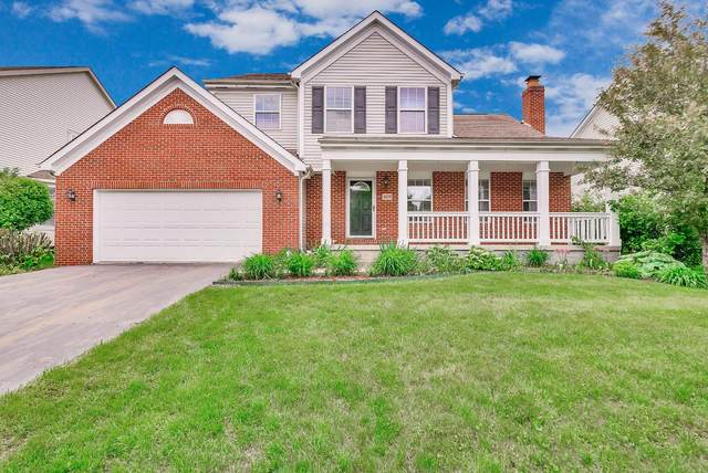 4409 Oaks Shadow Drive, New Albany, OH 43054 (MLS #220016534) :: Berkshire Hathaway HomeServices Crager Tobin Real Estate