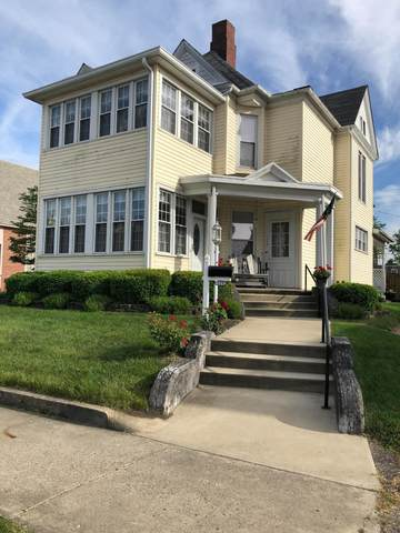 129 E Mound Street, Circleville, OH 43113 (MLS #220016537) :: The Clark Group @ ERA Real Solutions Realty