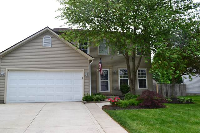 1493 Mill Park Drive, Marysville, OH 43040 (MLS #220016545) :: Signature Real Estate