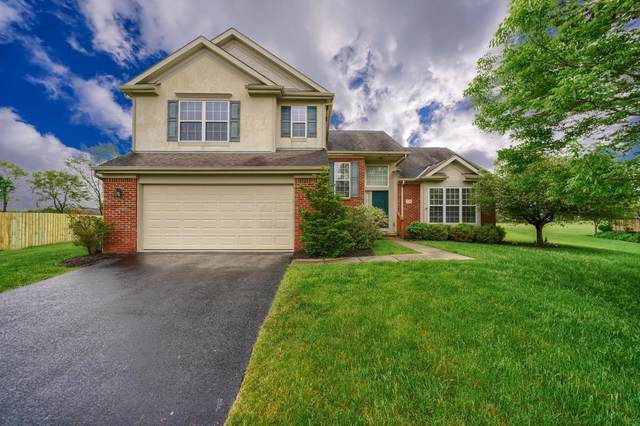 7250 Porter Drive, Canal Winchester, OH 43110 (MLS #220016549) :: Berkshire Hathaway HomeServices Crager Tobin Real Estate