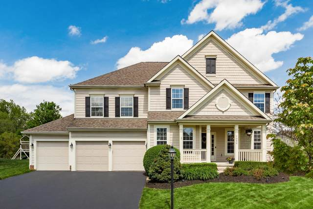 7090 Dean Farm Road, New Albany, OH 43054 (MLS #220016551) :: Berkshire Hathaway HomeServices Crager Tobin Real Estate