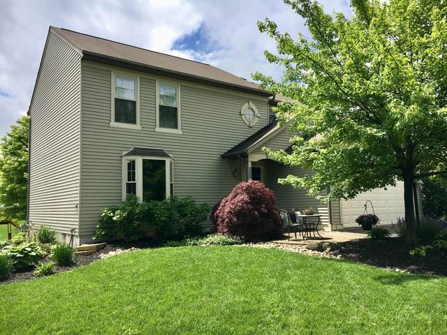 4891 Arbormont Road, Hilliard, OH 43026 (MLS #220016556) :: The Holden Agency
