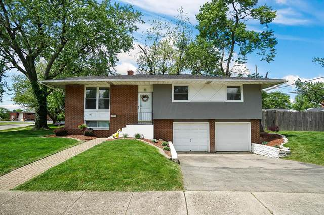 3953 Monterey Drive, Grove City, OH 43123 (MLS #220016558) :: Berkshire Hathaway HomeServices Crager Tobin Real Estate