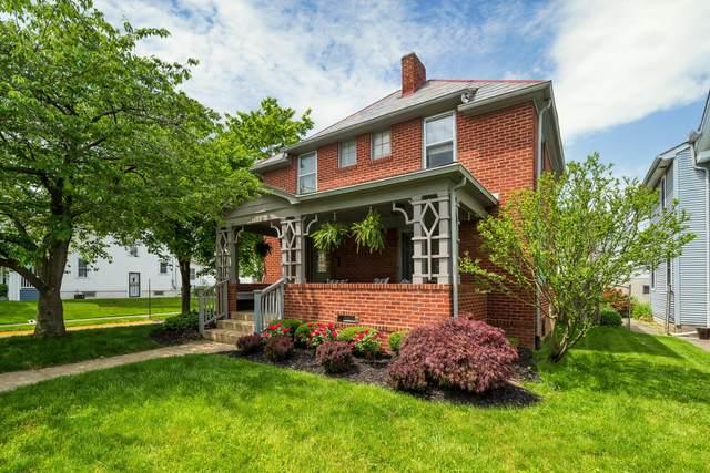 1366 Haines Avenue, Columbus, OH 43212 (MLS #220016570) :: Angel Oak Group