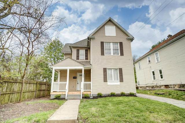 215 N 22nd Street, Columbus, OH 43203 (MLS #220016572) :: The Clark Group @ ERA Real Solutions Realty