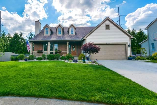 8719 Edgerton Drive, Powell, OH 43065 (MLS #220016578) :: Signature Real Estate