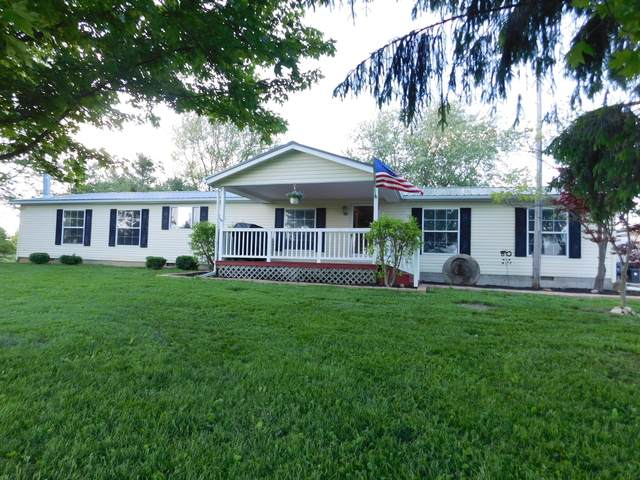 181 County Road 21, Waldo, OH 43356 (MLS #220016580) :: The Holden Agency