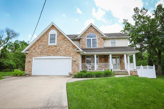 1636 Carl Drive, Lancaster, OH 43130 (MLS #220016585) :: Berkshire Hathaway HomeServices Crager Tobin Real Estate