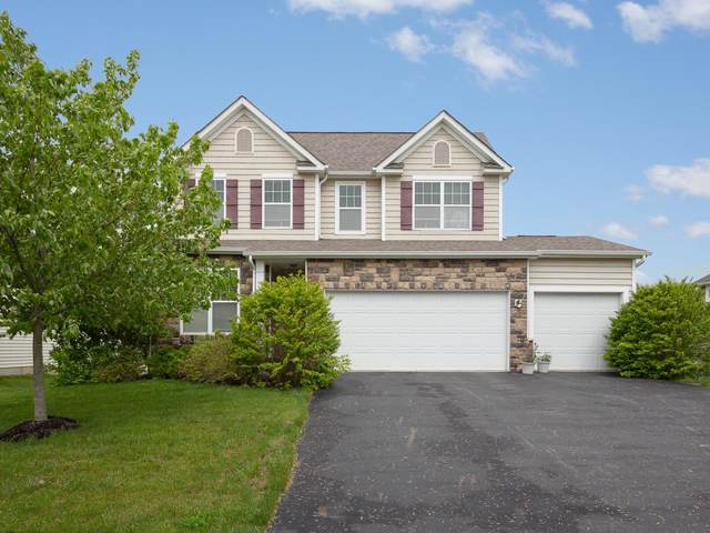 105 Crystal Petal Drive, Delaware, OH 43015 (MLS #220016589) :: The Clark Group @ ERA Real Solutions Realty