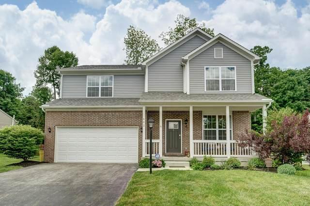 602 Raab Street, Pickerington, OH 43147 (MLS #220016590) :: Berkshire Hathaway HomeServices Crager Tobin Real Estate