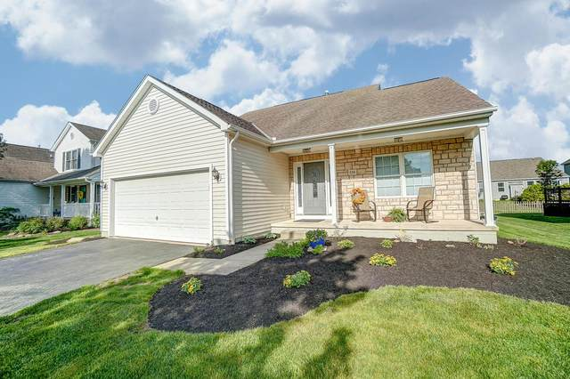 154 Hayfield Drive, Delaware, OH 43015 (MLS #220016591) :: The Clark Group @ ERA Real Solutions Realty