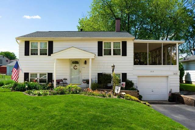 1797 Arrowhead Drive, Columbus, OH 43223 (MLS #220016598) :: Berkshire Hathaway HomeServices Crager Tobin Real Estate