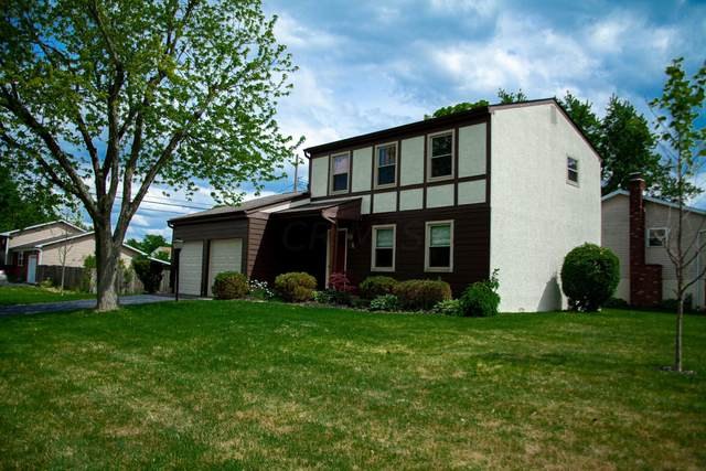2649 Yates Avenue, Grove City, OH 43123 (MLS #220016606) :: Berkshire Hathaway HomeServices Crager Tobin Real Estate