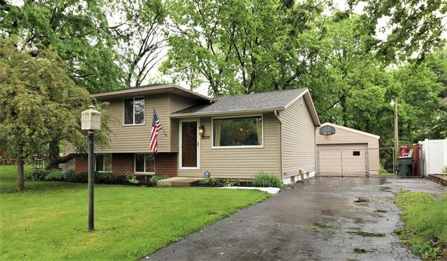 3035 Valley Creek Drive, Columbus, OH 43223 (MLS #220016619) :: Berkshire Hathaway HomeServices Crager Tobin Real Estate