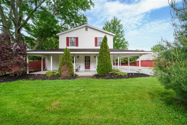 5090 NE Plain City Georgesville Road, Plain City, OH 43064 (MLS #220016622) :: Berkshire Hathaway HomeServices Crager Tobin Real Estate