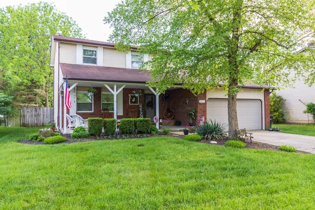 5427 Taylor Lane Avenue, Hilliard, OH 43026 (MLS #220016631) :: Berkshire Hathaway HomeServices Crager Tobin Real Estate
