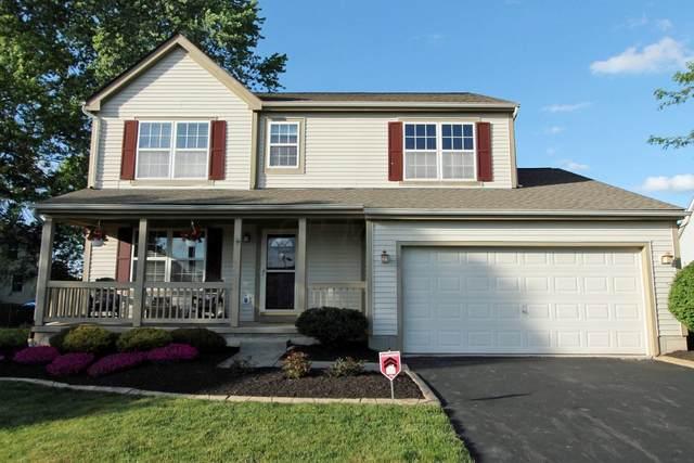 718 Moreno Drive, Reynoldsburg, OH 43068 (MLS #220016642) :: ERA Real Solutions Realty