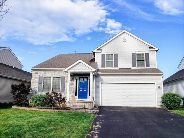 396 Lilyfield Lane, Galloway, OH 43119 (MLS #220016645) :: Berkshire Hathaway HomeServices Crager Tobin Real Estate