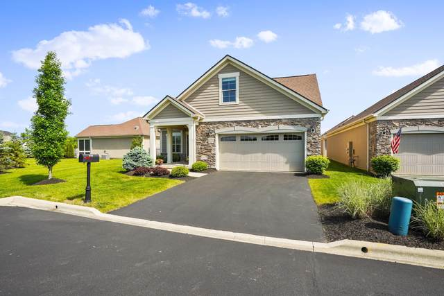102 Featherstone Court, Powell, OH 43065 (MLS #220016651) :: The Raines Group