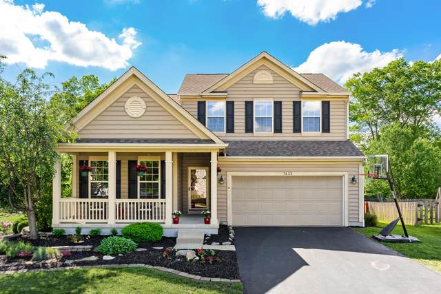 7452 Old River Drive, Blacklick, OH 43004 (MLS #220016659) :: ERA Real Solutions Realty