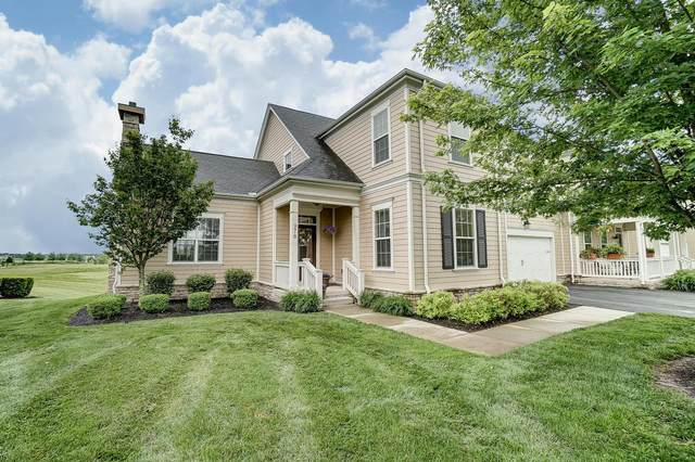 978 Northstar Drive, Sunbury, OH 43074 (MLS #220016671) :: The Raines Group