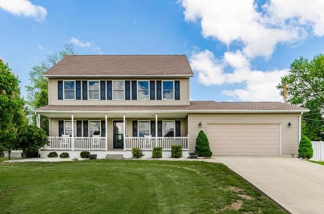 191 Craig Drive, Thornville, OH 43076 (MLS #220016673) :: Susanne Casey & Associates