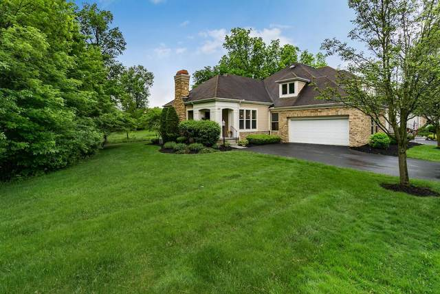 8196 Snead Way, Westerville, OH 43082 (MLS #220016705) :: ERA Real Solutions Realty