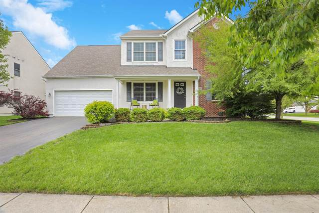 4461 Trailane Drive, Hilliard, OH 43026 (MLS #220016713) :: Berkshire Hathaway HomeServices Crager Tobin Real Estate