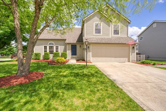 3154 Serpentine Drive, Hilliard, OH 43026 (MLS #220016722) :: Berkshire Hathaway HomeServices Crager Tobin Real Estate