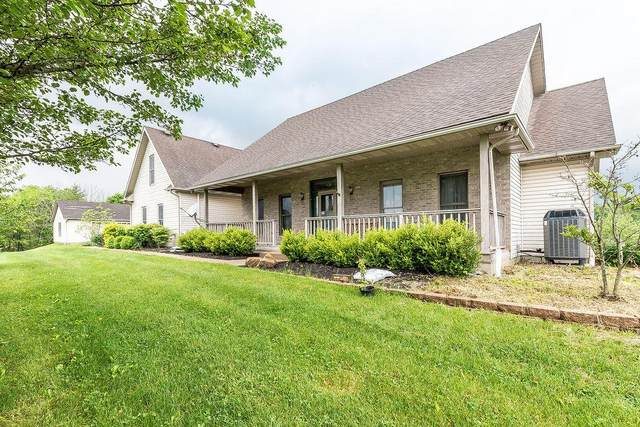 7565 Columbus Road, Mount Vernon, OH 43050 (MLS #220016723) :: ERA Real Solutions Realty
