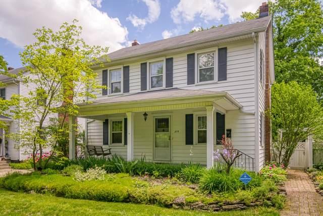 214 N Cassady Avenue, Bexley, OH 43209 (MLS #220016727) :: Susanne Casey & Associates
