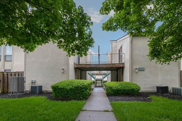 4635 Merrimar Circle E 4635-C, Columbus, OH 43220 (MLS #220016731) :: The Holden Agency