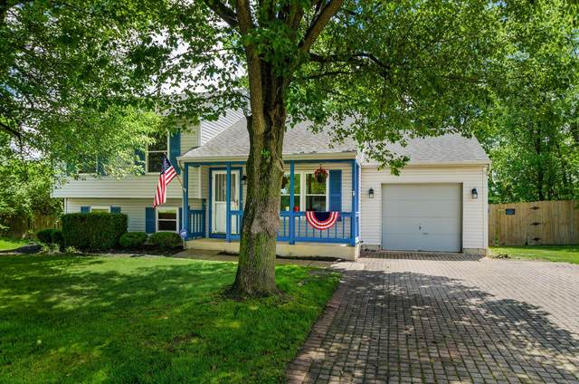 5055 Sanderson Drive, Columbus, OH 43228 (MLS #220016747) :: Berkshire Hathaway HomeServices Crager Tobin Real Estate